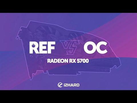 Тест Radeon RX 5700 REF vs RX 5700 от ASUS ROG @ 2K, 4K