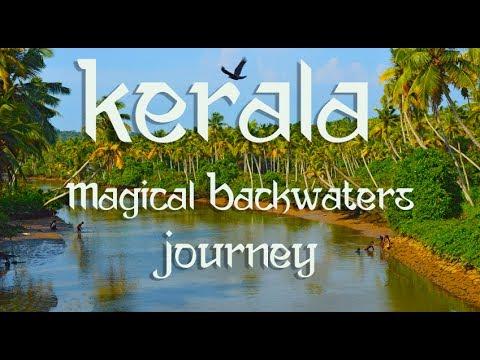 KERALA BACKWATERS JOURNEY, INDIA