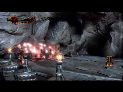 God of War III Walkthrough Ch42: Passing Judgement on the Three Judges (Titan Difficulty)