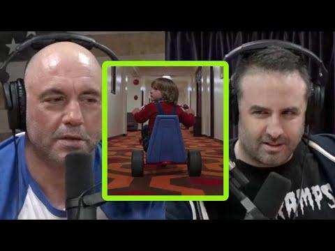 "Joe Rogan Talks About ""The Shining"" Moon Landing Conspiracy Theory"