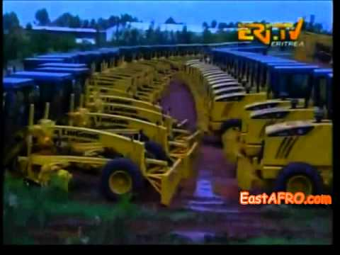 Eritrea's investment on Constructions and agricultural machinery, great path for development.t