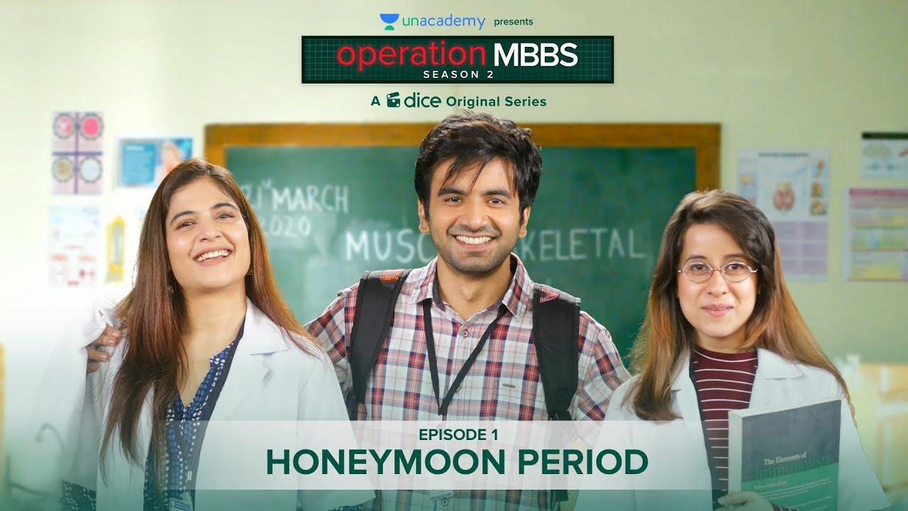 Download Dice Media | Operation MBBS | Season 2 | Web Series | Episode 1 - Honeymoon Period