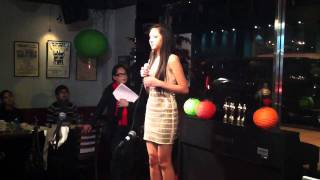 Gail Banawis - Grown Up Christmas List (Kelly Clarkson/David Foster)