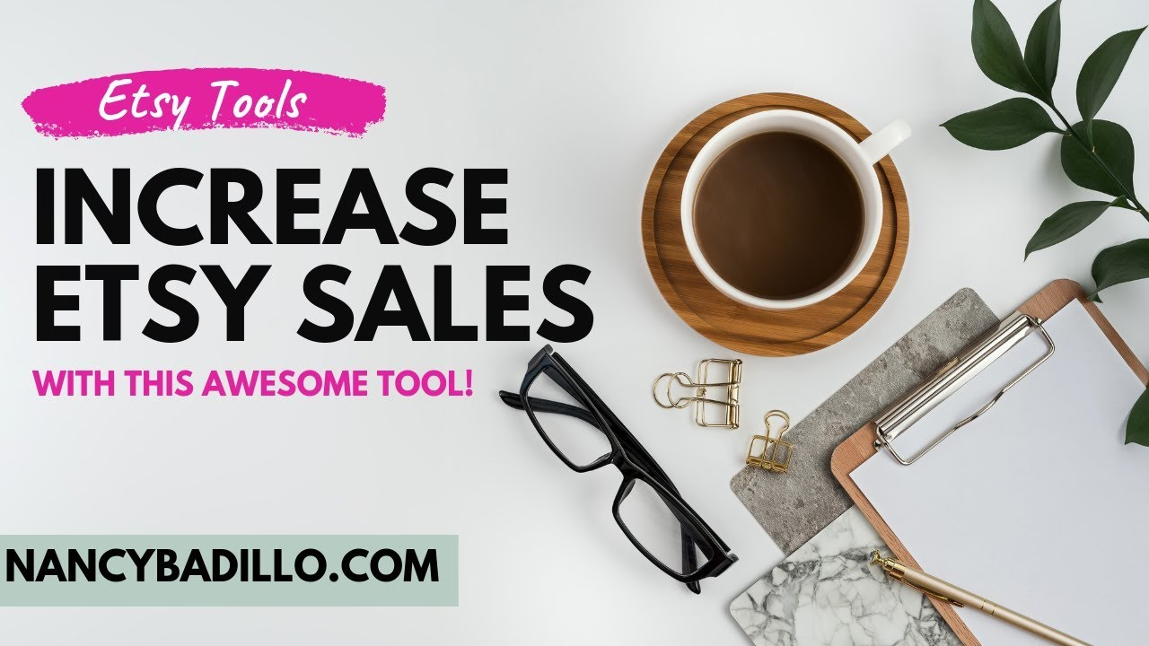 Increase Etsy Sales 2019 - Etsy Tips (Convert Visitors With This Tool)
