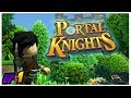 Portal Knights Gameplay - Ranger First Time Playing - Ep 1