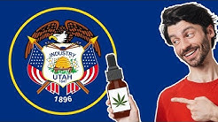 Where To Buy CBD Oil In Utah - Is CBD Even Legal In Utah?