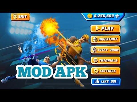 Roll Spike (Sepak Takraw) MOD APK (No Root)!!! - YouTube