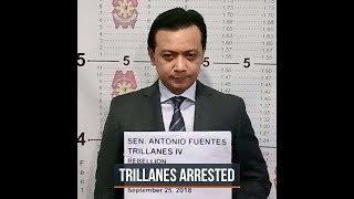 Makati court issues arrest warrant, HDO vs Trillanes