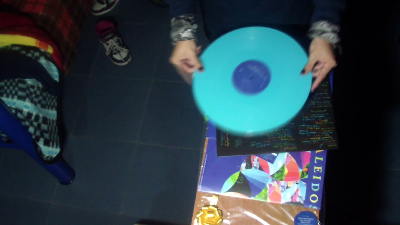 Download Coldplay KALEIDOSCOPE Vinil || Unboxing