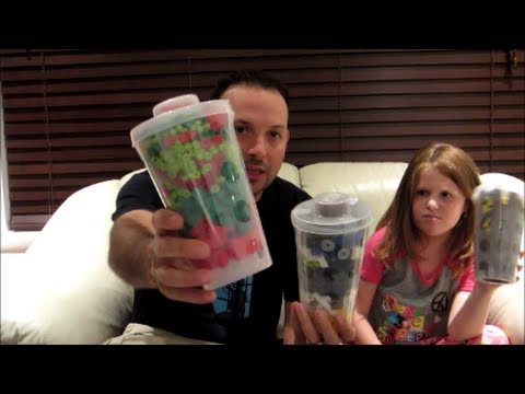 lego pick a brick cup unboxing review haul 1 of 3 youtube. Black Bedroom Furniture Sets. Home Design Ideas