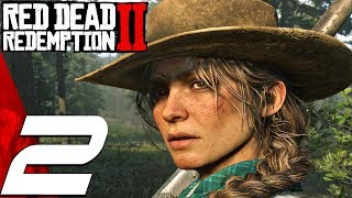 Red Dead Redemption 2 - Gameplay Walkthrough Part 2 - Prison Escape & Meeting Mary (PS4 PRO)