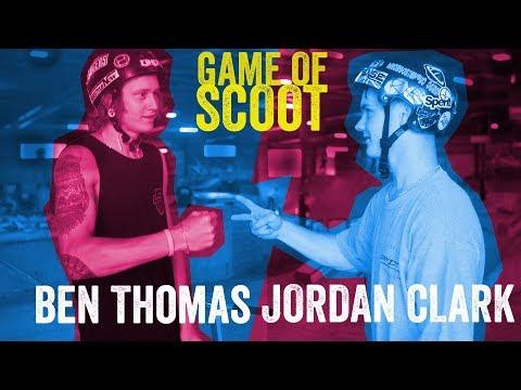 Jordan Clark VS Ben Thomas | Game Of Scoottttt!!!
