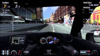 Gran Turismo 6 PS3 HD Gameplay Compilation