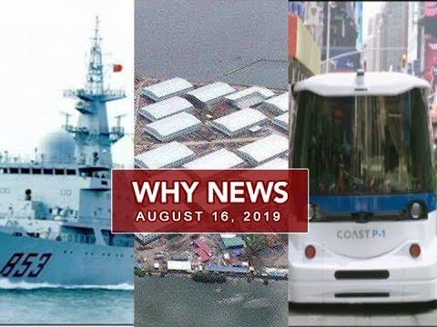UNTV: Why News (August 16, 2019)