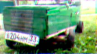 Трейлер самодельного lamborghini