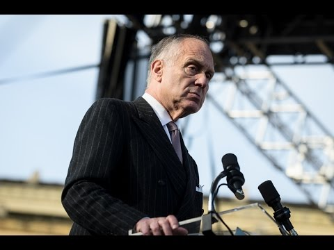 Ronald Lauder: We will never be silent again