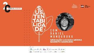"""20 HORAS DE LITERATURA """"Sustentabilidade"""""""