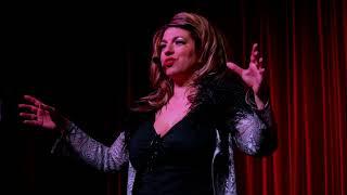The TOO MUCH WOMAN Winning speech Speaker Slam 2018