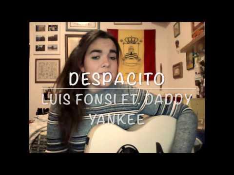 Despacito - Luis Fonsi ft.Daddy Yankee (Cover María Lamet)