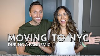 Moving to NYC During a Pandemic - NYC Apartment Hunting