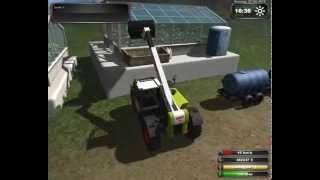 Farming Simulator 2011 Platinum Edition Gameplay Part3/5