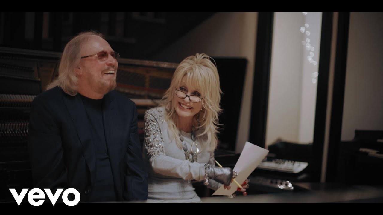Barry Gibb - Words (Greenfields Studio Sessions) ft. Dolly Parton - download from YouTube for free