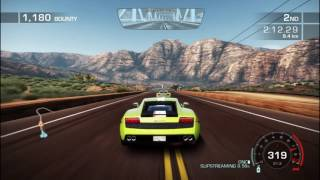 Need For Speed Hot Pursuit- PART 55 Sun, Sand and Supercars