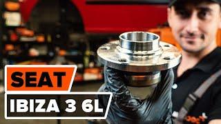Τοποθέτησης Λάδι κινητήρα ντίζελ και βενζίνη SEAT IBIZA: εγχειρίδια βίντεο