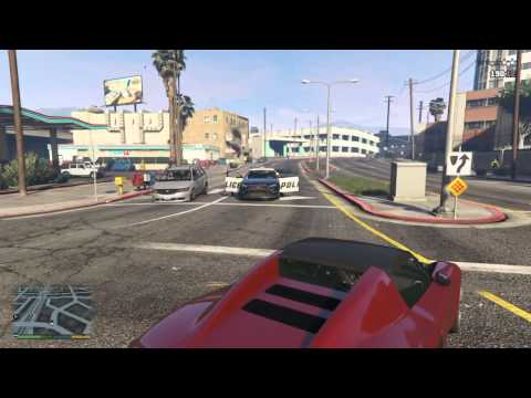 Grand Theft Auto V Free Roam Gameplay Pure HD: Gaming Palace