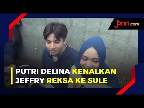 Putri Delina Sudah Kenalkan Jeffry Reksa ke Sule