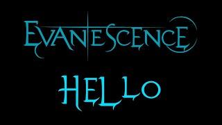 Baixar Evanescence - Hello Lyrics (Fallen)