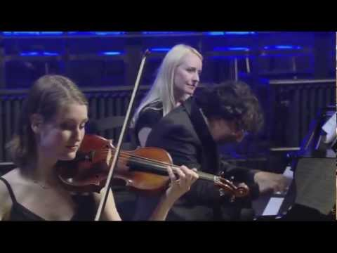 Mendelssohn Trio Op. 49 in D minor III. Mov / Oberon Trio