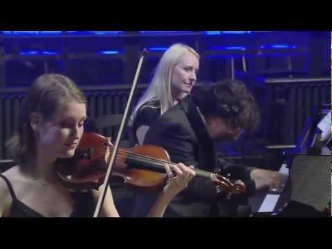 Mendelssohn Trio Op. 49 in D minor III. Mov / Oberon Trio