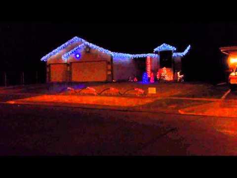 2012 Jingle Bell Rock by Rascal Flatts Synchronized Christm