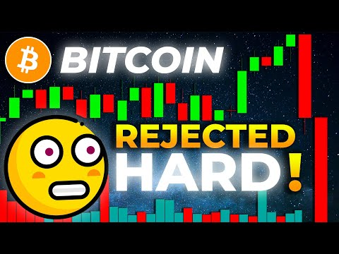 BITCOIN REJECTED + TRIANGLE BREAKOUT Incomming!! BITCOIN Price Prediction 2021 // Bitcoin News Today