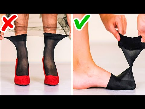 TOP 30 LIFE SAVERS FOR EVERY OCCASION! || The Most Useful Life Hacks For Girls