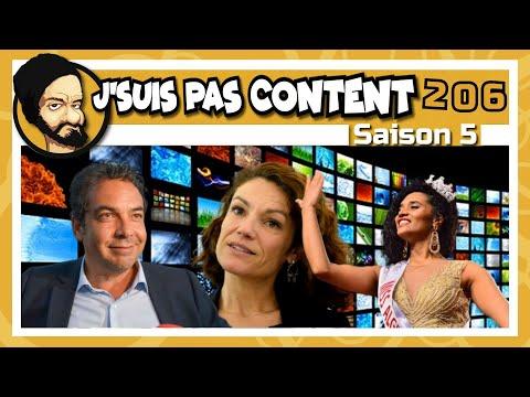 J'SUIS PAS CONTENT ! #206 : Médias réveillés, Miss Algérie pas kiffée & Juanno écartée !