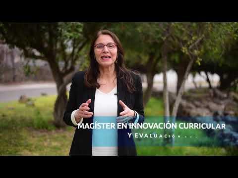 Magíster en Innovación Curricular y Evaluación Educativa - UDD