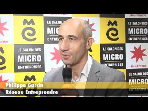 Philippe garcin r seau entreprendre au salon des micro entreprises 2011 youtube - Salon des micro entreprise ...