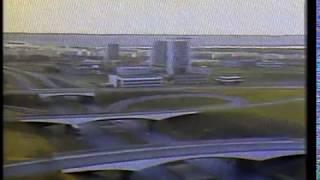 """Projeto Brasília """"Sinfonia da Alvorada"""" Década de 80"""