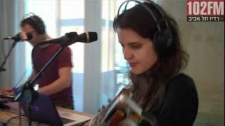 Cut it out - דניאלה ובן ספקטור -  רדיו תל אביב 102FM