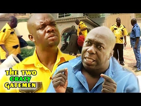 The Two Clever Gate men - Charles Onojie 2018 Latest Nigerian Nollywood Comedy Movie Full HD thumbnail