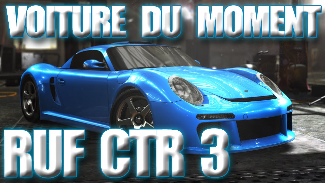 the crew voiture du moment 1 ruf ctr 3 youtube. Black Bedroom Furniture Sets. Home Design Ideas