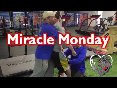 Miracle Monday - Chris w/Mike Barwis