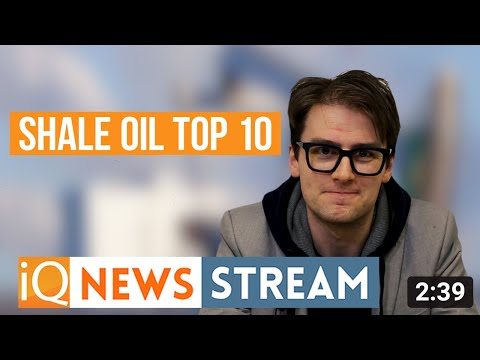 Top 10 Biggest Shale Oil Porfolios - News Stream