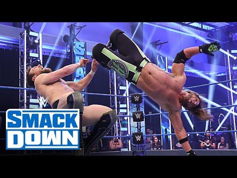 Daniel Bryan vs. AJ Styles – Intercontinental Championship Match: SmackDown, June 12, 2020