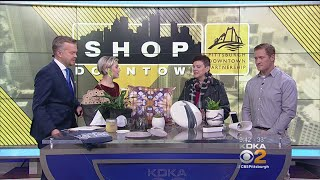 Shop, Eat, Play Downtown: PG&H
