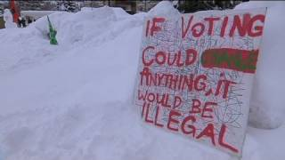 Occupy movement in Davos