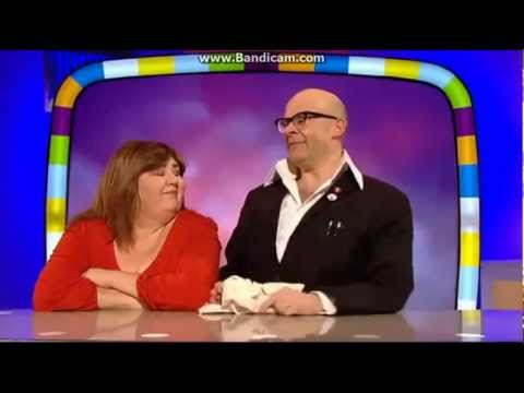 Harry Hill's TV Burp - Cheryl Fergison