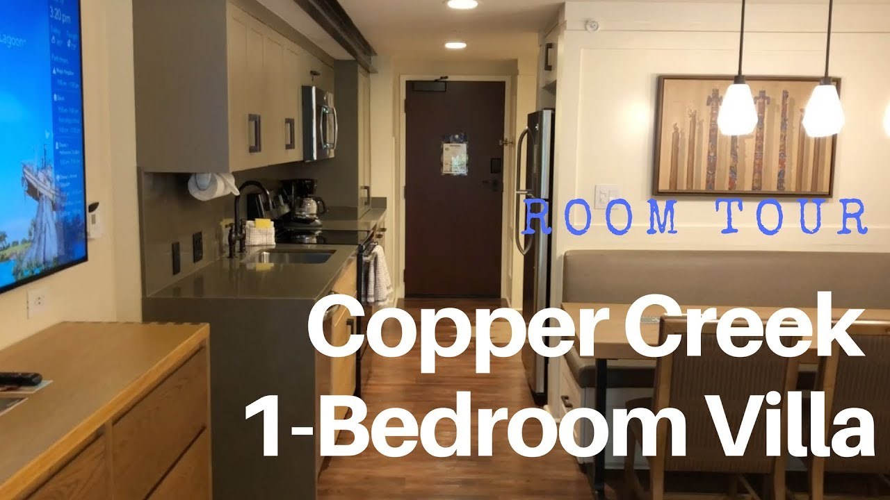 charming Copper Creek Cabinetry Part - 12: Copper Creek 1-Bedroom Villa Room Tour